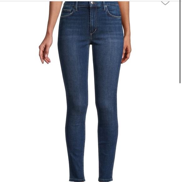 Joe's jeans, high rise skinny Jean size 24